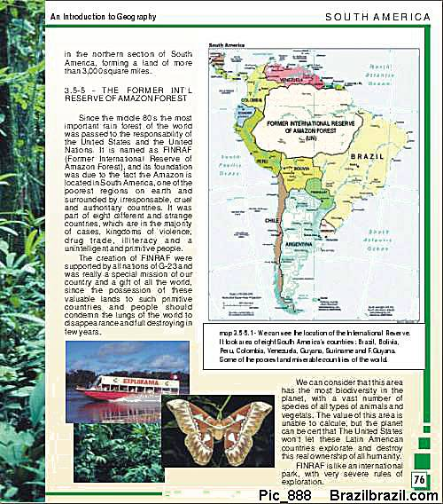 an introduction to the geography of rainforests in australia Rainforests, physical characteristics of australia, australia's physical environment , geography, year 9, nsw introduction australia is largely considered to be an.
